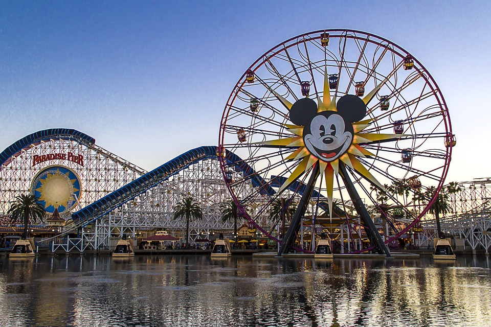 Clinical trials conducted near Disney Land in California
