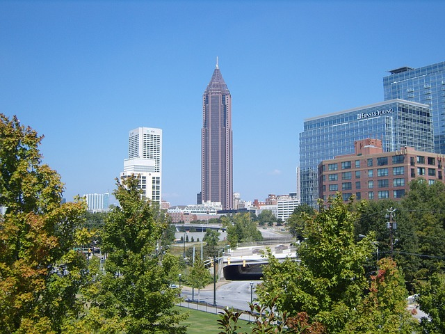 Research clinics in downtown Atlanta