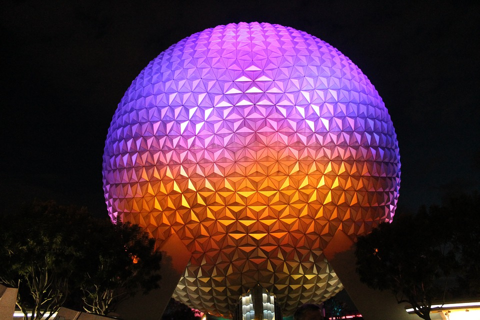 Florida clinical trial participants visit Epcot